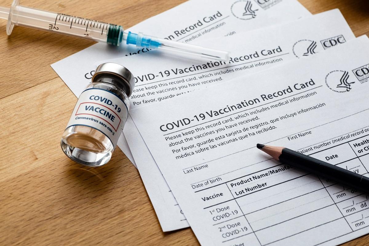 COVID 19 Vaccination Record