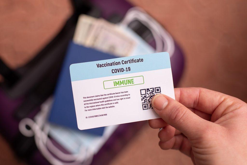 Translators USA, LLC - Proof of Vaccination for Travel