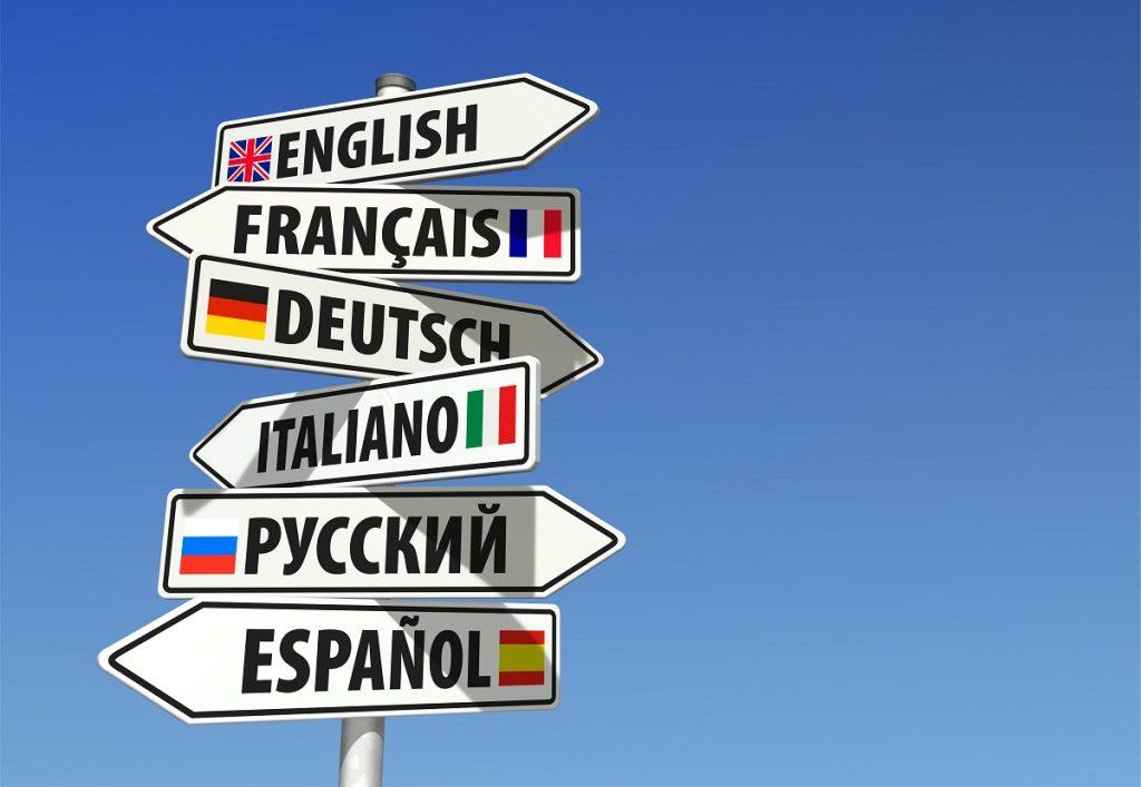 Languages - Translators USA