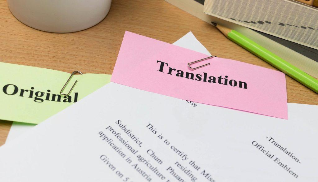 Translations - Translators USA
